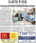 Earth Week, page EARTH01