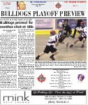Bulldogs Playoff Preview, page B01