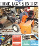 Home, Lawn & Energy, page H and E01
