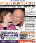 Hockey Heritage, page HH1