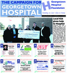 Hospital Fundraiser, page 1