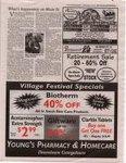The Village Festival, page 3