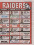 Raider Playoff Preview, page 5
