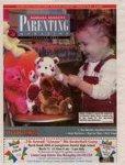 Parenting magazine, page 1