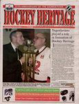 Hockey Heritage, page 1