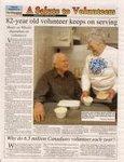 Volunteers, page 1