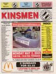 Kinsmen TV and Internet Auction, page 1