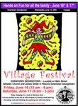 Village Fest, page 1
