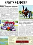 Sport & Leisure, page 1