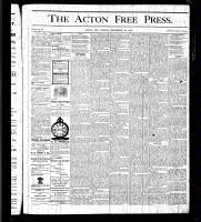 Acton Free Press (Acton, ON), September 24, 1875