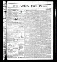 Acton Free Press (Acton, ON), December 14, 1876