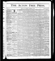 Acton Free Press (Acton, ON), December 21, 1876