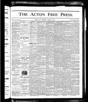 Acton Free Press (Acton, ON), March 15, 1877