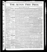Acton Free Press (Acton, ON), May 17, 1877
