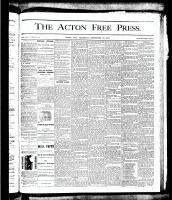 Acton Free Press (Acton, ON), September 20, 1877