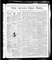 Acton Free Press (Acton, ON), December 6, 1877