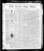 Acton Free Press (Acton, ON), December 13, 1877