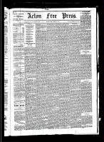 Acton Free Press (Acton, ON)10 Apr 1879
