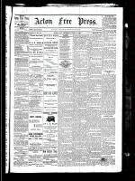 Acton Free Press (Acton, ON)17 Jun 1880