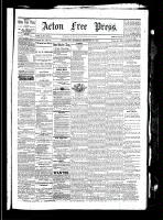 Acton Free Press (Acton, ON), September 30, 1880
