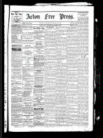 Acton Free Press (Acton, ON), October 7, 1880