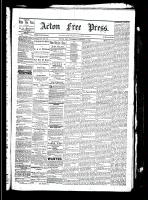 Acton Free Press (Acton, ON), October 14, 1880