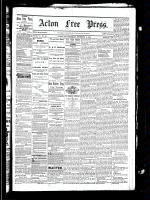 Acton Free Press (Acton, ON), December 2, 1880