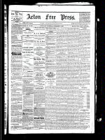 Acton Free Press (Acton, ON), December 9, 1880