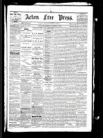 Acton Free Press (Acton, ON), December 16, 1880