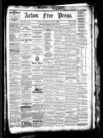 Acton Free Press (Acton, ON), April 14, 1881
