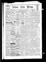 Acton Free Press (Acton, ON), June 9, 1881