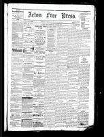 Acton Free Press (Acton, ON), July 28, 1881