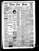 Acton Free Press (Acton, ON), March 9, 1882