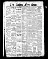 Acton Free Press (Acton, ON)4 Feb 1886