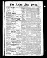 Acton Free Press (Acton, ON), June 17, 1886