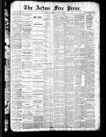 Acton Free Press (Acton, ON)15 Mar 1888
