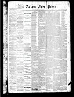 Acton Free Press (Acton, ON)24 May 1888