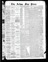 Acton Free Press (Acton, ON)21 Mar 1889
