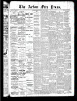 Acton Free Press (Acton, ON)10 Apr 1890