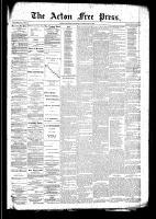 Acton Free Press (Acton, ON)5 Feb 1891