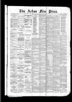 Acton Free Press (Acton, ON)13 Apr 1893
