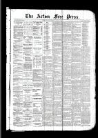 Acton Free Press (Acton, ON)20 Apr 1893