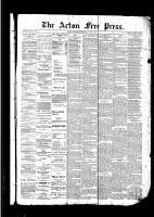 Acton Free Press (Acton, ON)8 Jun 1893