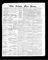 Acton Free Press (Acton, ON)27 Jul 1893