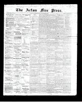 Acton Free Press (Acton, ON), September 21, 1893