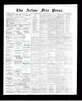 Acton Free Press (Acton, ON), December 14, 1893