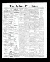 Acton Free Press (Acton, ON)8 Feb 1894