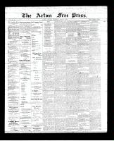 Acton Free Press (Acton, ON)5 Apr 1894