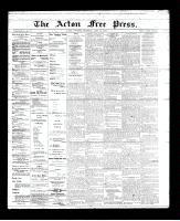 Acton Free Press (Acton, ON)12 Apr 1894