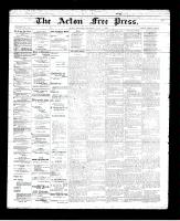 Acton Free Press (Acton, ON)12 Jul 1894